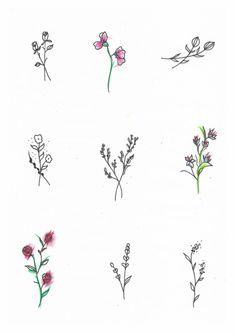 35 Ideas tattoo watercolor quote style for 2019 Mini Tattoos, Trendy Tattoos, Flower Tattoos, Body Art Tattoos, Small Tattoos, 12 Tattoos, Tatoos, Doodle Drawings, Doodle Art