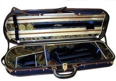 Musafia Enigma 2 Leggiero Violin Case