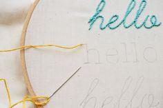 split stitch letters