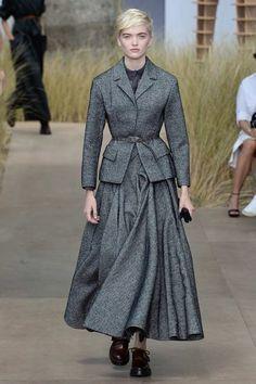Christian Dior Fall 2017 Couture Fashion Show - Ruth Bell (Elite)