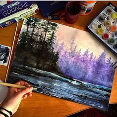Uploaded by lost《memories. Find images and videos about love, art and vintage on We Heart It - the app to get lost in what you love. Painting Inspiration, Art Inspo, Arte Sketchbook, Claude Monet, Art Plastique, Love Art, Oeuvre D'art, Painting & Drawing, Amazing Art