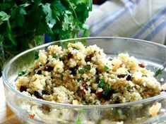 Warm Quinoa Salad with Cumin Lime Vinaigrette | 21 Recipes For People Who Are Obsessed With Quinoa
