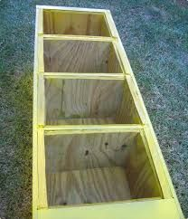 make your own filing cabinet bench - Google Search