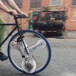 GeoOrbital transforme nimporte quel vélo en vélo électrique