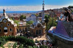BARCELONA -- To the south and east, Barcelona's fanciful cityscape—from playful Joan Miró sculptures to Antoni Gaudí's fantastical architectural swirls—meets the Mediterranean Sea. http://on.natgeo.com/1eauKbq