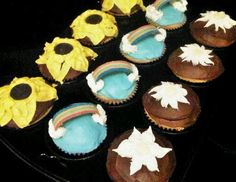 Welcome to summer cupcakes!