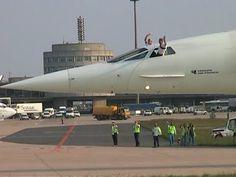 Derniers vols de Concorde - Air France - Mai 2003