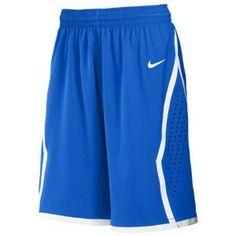 """Nike Hyper Elite 10.25"""" Short - Women's - Basketball - Clothing - Dark Green/White"""