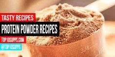 Abbiamo raccolto 10 delle migliori ricette di proteine in polvere da utilizzare per la cottura. Queste ricette sono entrambi deliziosi e progettato per fornire una grande spinta di proteine.
