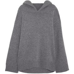 Dolce & Gabbana Hooded cashmere sweater (6.175 BRL) ❤ liked on Polyvore featuring tops, sweaters, dolce & gabbana, grey, wool cashmere sweater, hooded top, cashmere sweater, cashmere hooded sweater and dolce gabbana top