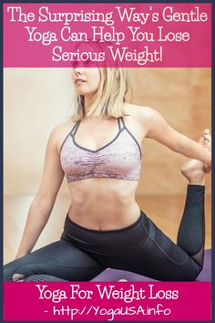 weight loss yoga poses upside down Best Weight Loss Plan, Yoga For Weight Loss, Healthy Weight Loss, Become A Yoga Instructor, Health Routine, Gentle Yoga, Yoga Music, Yoga Nidra, Yoga Block