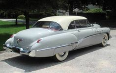 1949 Buick Riviera Roadmaster Hardtop (LORI here - i owned a 49 CHEVY Lowrider...LOVE the lead-sleds!!!)