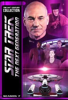 Star Trek The Next Generation Season 7