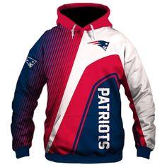 Hoodie Sweatshirts, Nfl Hoodie, Hoodie Jacket, New England Patriots Hoodie, New England Fashion, Cheap Hoodies, Pullover, Types Of Sleeves, 3d