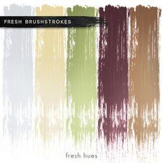 *brushstrokes* | fresh hues Carrots