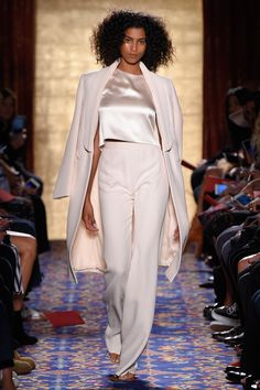 See the complete Brandon Maxwell Spring 2017 Ready-to-Wear collection.