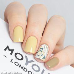 Пластина для стемпинга MoYou London Doodles 05 - купить с доставкой по Москве, CПб и всей России.