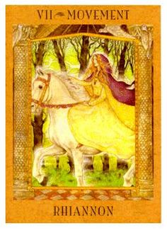 September 24 Tarot Card: The Chariot (Goddess deck) When your convictions are strong and your intentions are good, you have the power to overcome anything that stands in your way