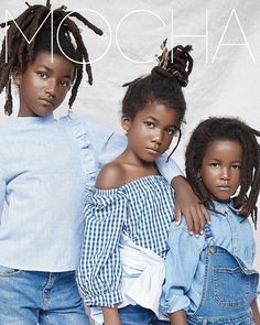 Image may contain: 3 people, people standing and child Beautiful Black Babies, Beautiful Children, Beautiful People, Dreads, Black Girl Magic, Black Girls, Black Women, Curly Hair Styles, Natural Hair Styles