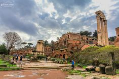 Octavian Serban: Temple of Venus and Roma... Rome's largest ancient...