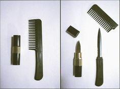Image de knife, lipstick, and comb