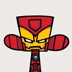 IRONMAN by MAD