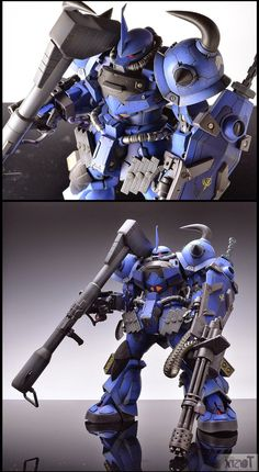 Neo Grade 1/100 MS-78B-3 Gouf Custom Conversion Build - Gundam Kits Collection News and Reviews