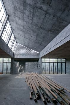 TAO (Trace Architecture Office) · Wuyishan Bamboo Raft Factory · Divisare