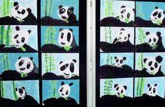 Pandaer, vaskebjørne, kameler og katte