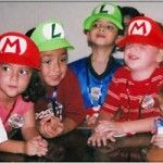 Permalink to How to Make Custom: Mario & Luigi Birthday Party Hats Birthday Party Hats, Mario And Luigi, Party Favors, Party Ideas, Kids, Toddlers, Boys, Fete Ideas, Children