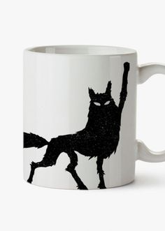 Coupe avec illustration exclusive Fantastic Mr Fox par BagApart