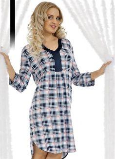 Женское домашнее платье