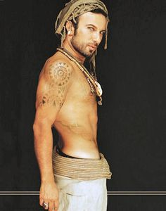 Luscious Tarkan, Turkish pop star