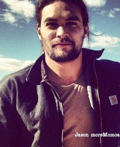 Jason Momoa - Damn this man is beautiful