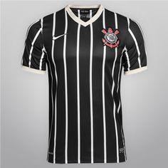 Camisa Nike Corinthians II 13 14 s nº - Compre Agora 2b38641c942de