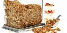 Gluten- og sukkerfri granola