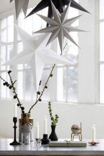 Estrellas para decorar esta Navidad