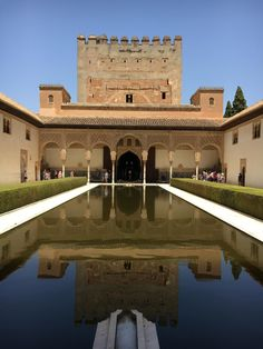 Nasrid Palace The Alhambra - Granada Spainhttps://i.redd.it/vtvusmgrj21z.jpg