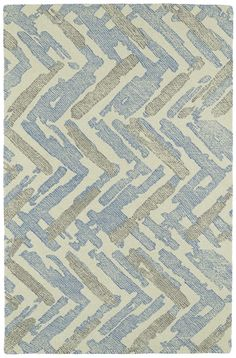 Montage Hand-Tufted Ivory Area Rug