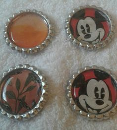 Mickey magnets