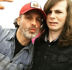 Andy & Chandler