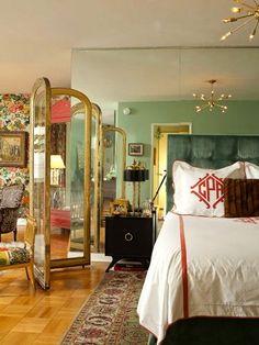 New York studio apartment by Elizabeth Bauer
