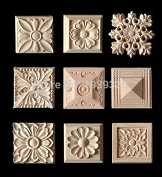 Wood Appliques 5 pcs Wood Carving Frame for Furniture Cabinet Door Bed *Nautical. Holzschnitzen , Wood Appliques 5 pcs Wood Carving Frame for Furniture Cabinet Door Bed *Nautical. Wood Appliques 5 pcs Wood Carving Frame for Furniture Cabinet Door. Wood Crafts Furniture, Wood Home Decor, Furniture Decor, Wooden Crafts, Wood Carving Designs, Wood Carving Patterns, Sculpture Ornementale, Natural Wood Crafts, Wood Appliques
