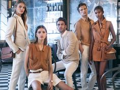 Massimo Dutti - NYC Collection SS'2015 / Campaign