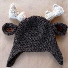 crochet moose - Google Search