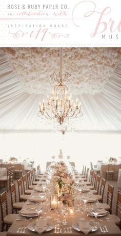 brides of adelaide magazine - neutral wedding - beige wedding - elegant - sophisticated - table setting - marquee - chandelier Marquee Wedding, Wedding Reception Decorations, Wedding Table, Wedding Dinner, Wedding Lounge, Reception Design, Tent Wedding, Wedding Events, Our Wedding
