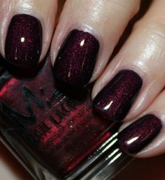 Misa Blink of an Eye Fall 2013 Collection - Vampy Varnish - High Brow