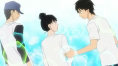 This part is so cute when kazehaya gets jealous of ryu being with sawako