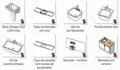 Revit 2013 Aula 28: Inserindo e modificando bancadas de cozinha (Módulo Básico em Português) - Cursos ConstruirCursos Construir