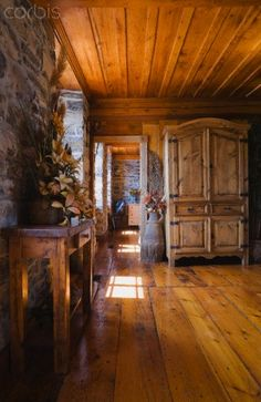Such beautiful wood.